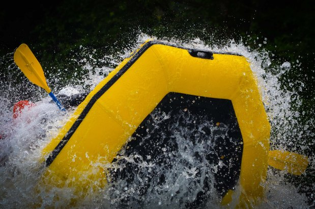 Everything You Ever Wanted to Know About the Chilliwack Canyon's Class 4 Whitewater Rafting!