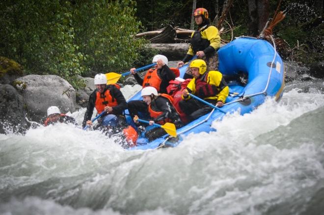 Chilliwack River Rafting