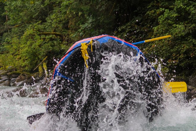 Chilliwack River Rafting